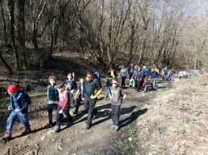 Raziskovalni izlet: Šilentabor, Primož, Park vojaške zgodovine Pivka