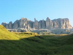Piz Boé, Tofane, Tre cime, Italija 2005