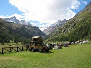 Gran Paradiso, Italija 2006