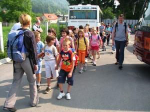 Šmarna gora in živalski vrt Ljubljana 2007