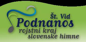Logotip Turistično informacijskega centra Podnanos